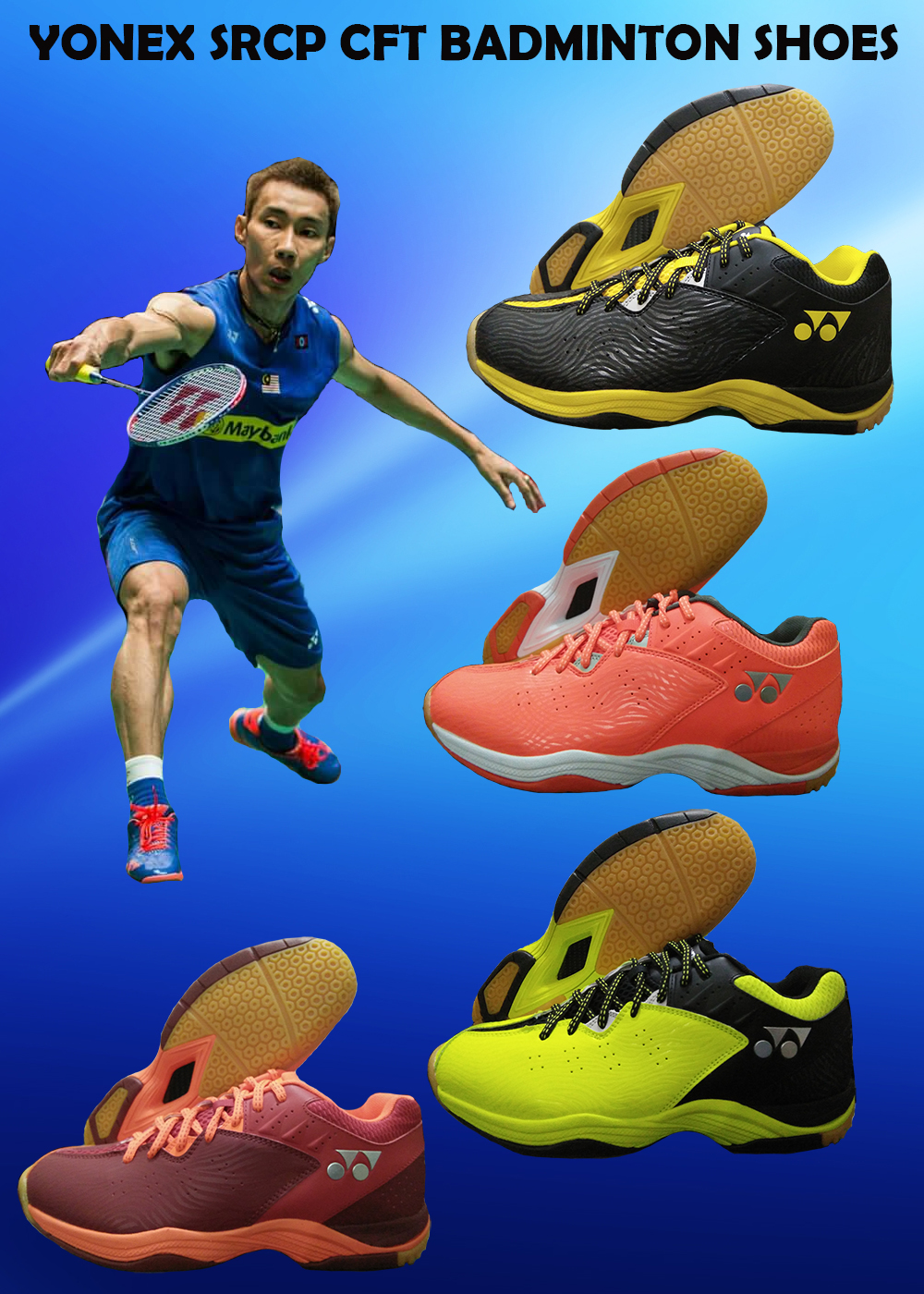 YONEX SRCP CFT ALL SHOES IMAGES