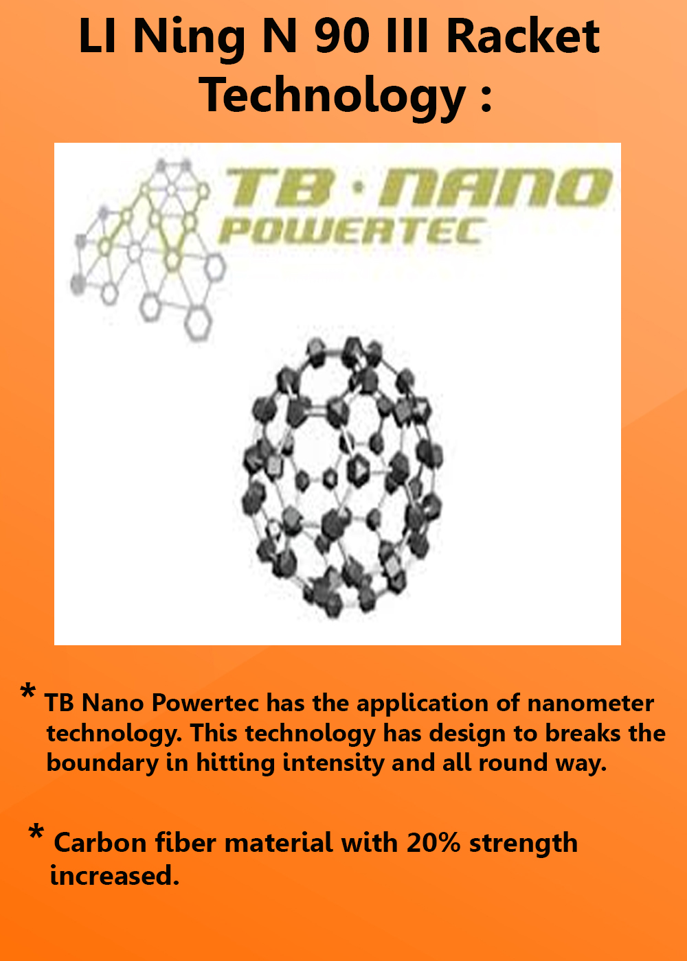 LINING TB Nano Powertec Technology_3