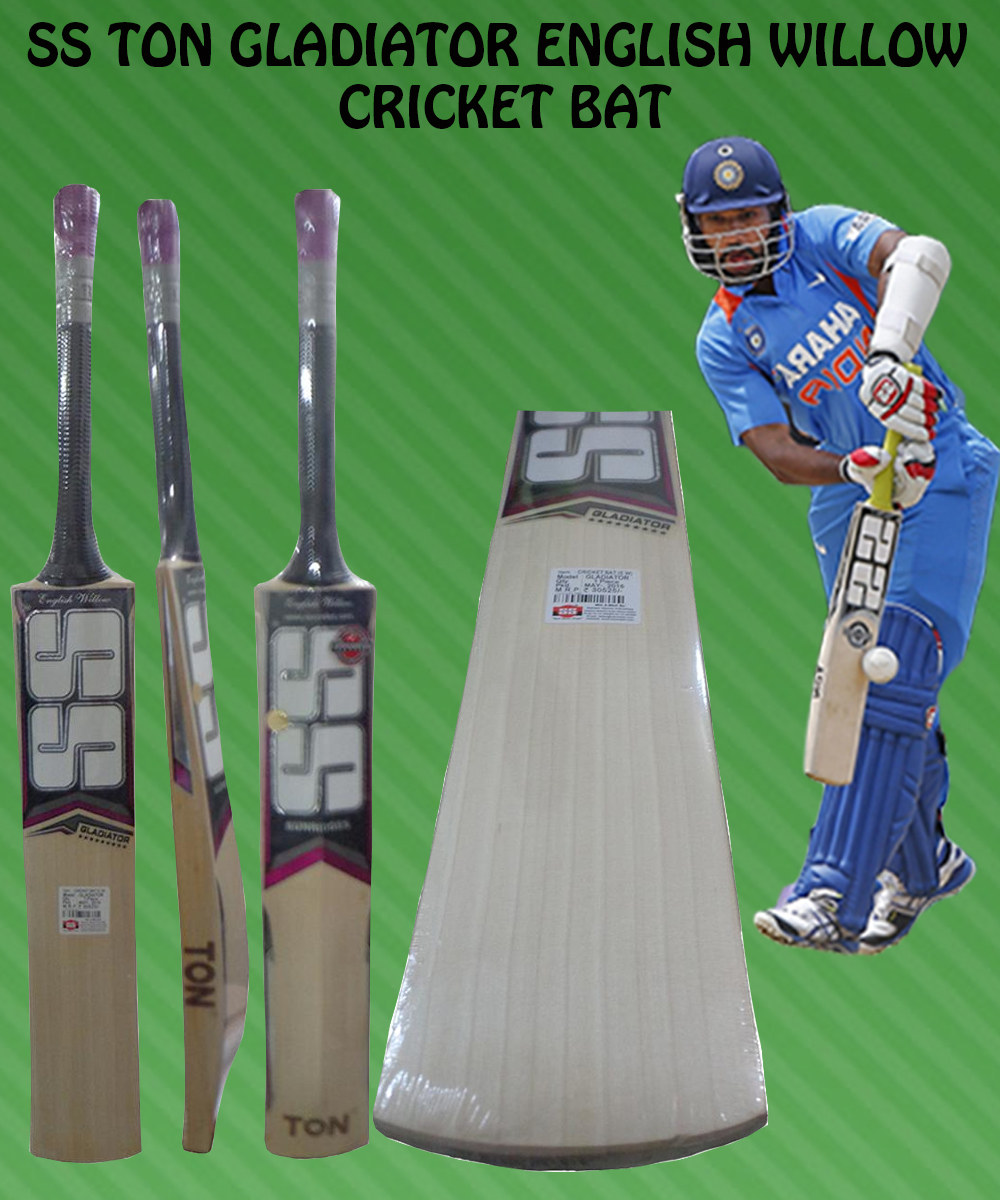 SS TON GLADIATOR CRICKET BAT_1