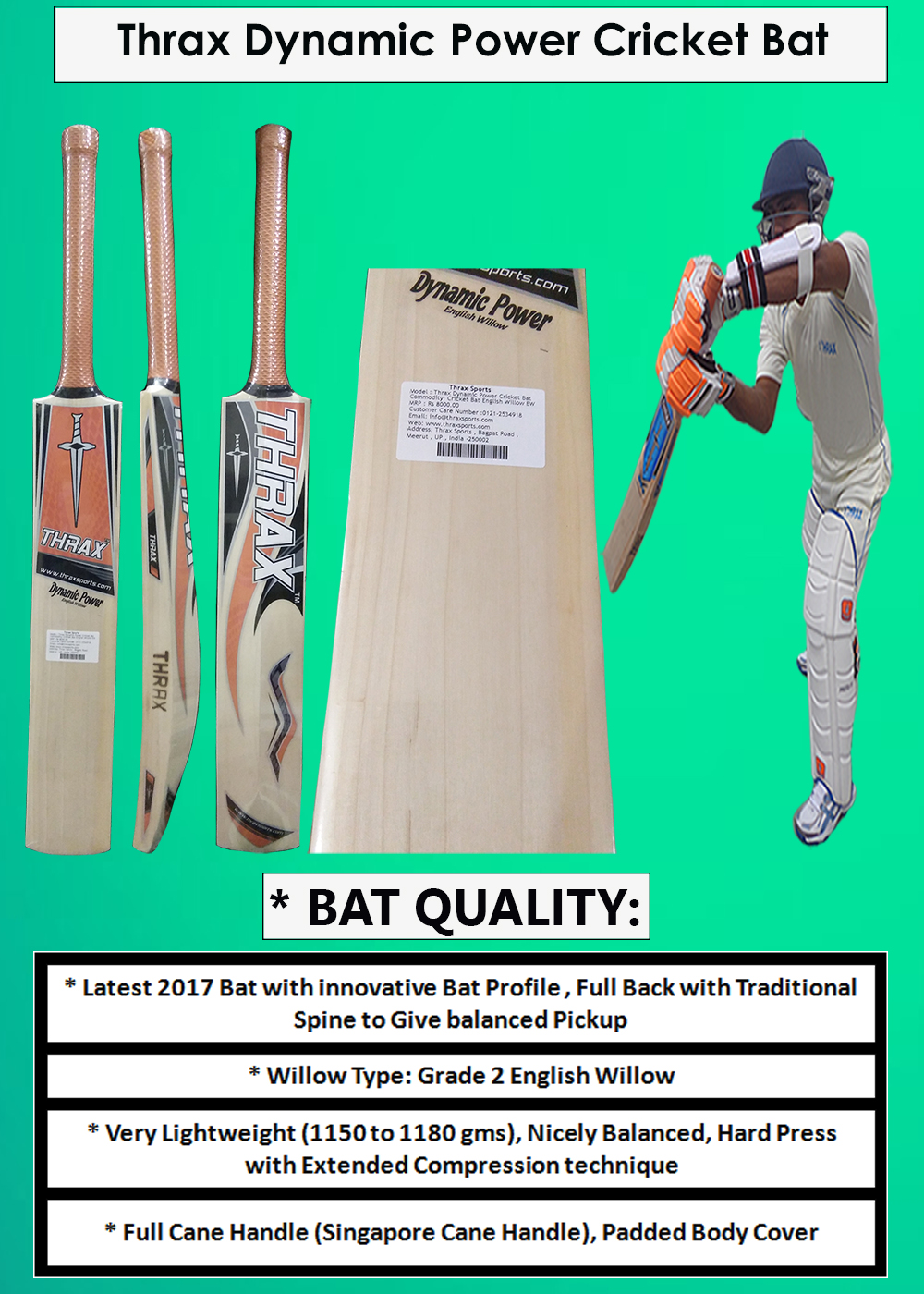 THRAX DYNAMIC POWER BAT_3