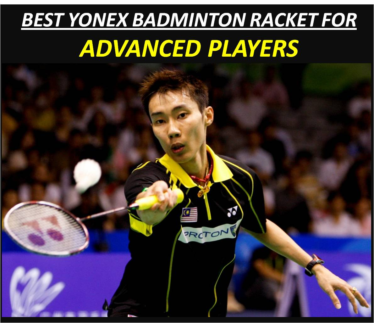 BEST YONEX BADMINTON RACKET FOR ADVANCED PLAYERS