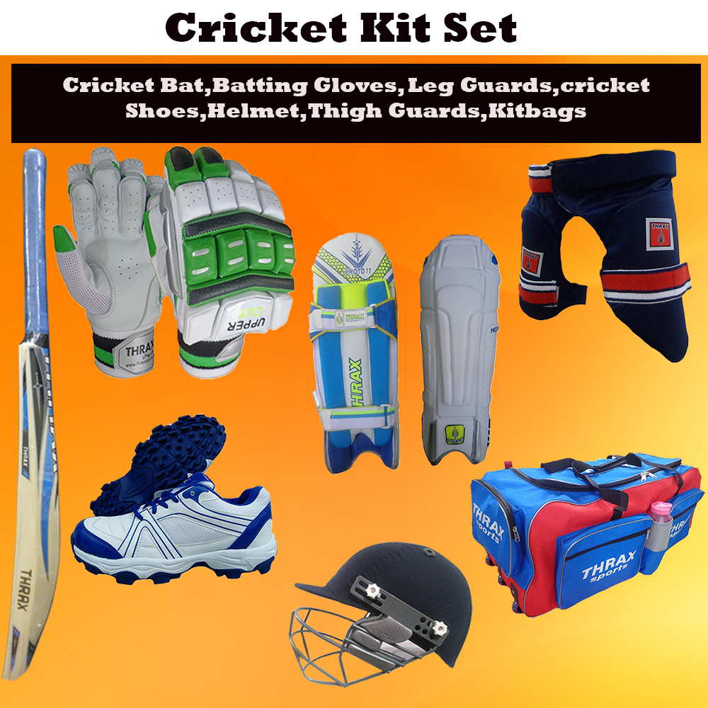 Cricket kits for all products