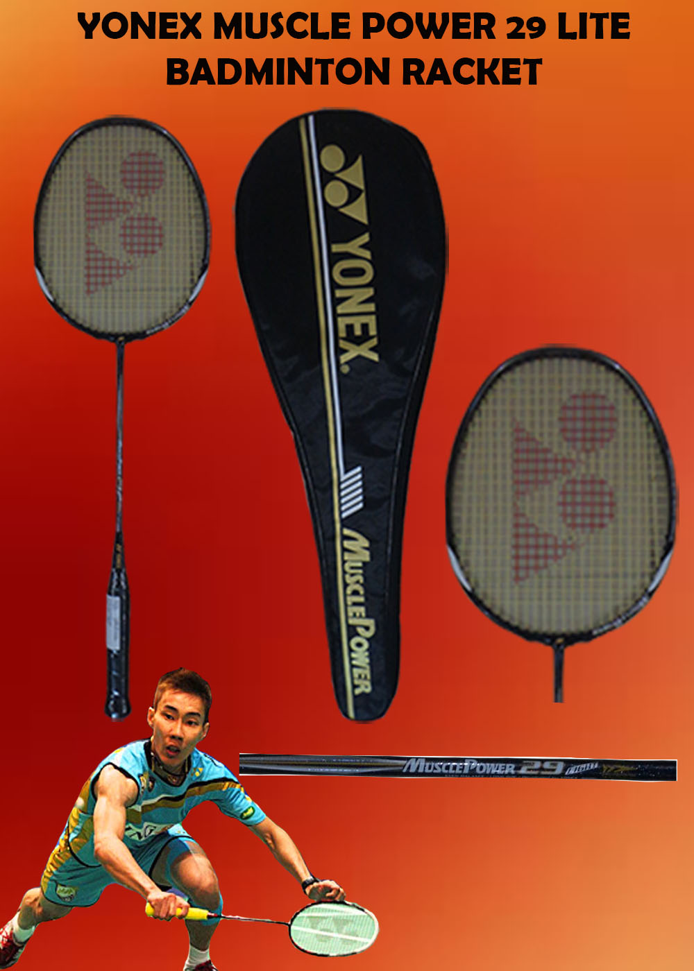 Yonex Muscle Power 29 Light