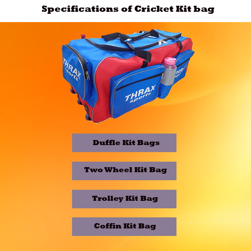Cricket Kitbags