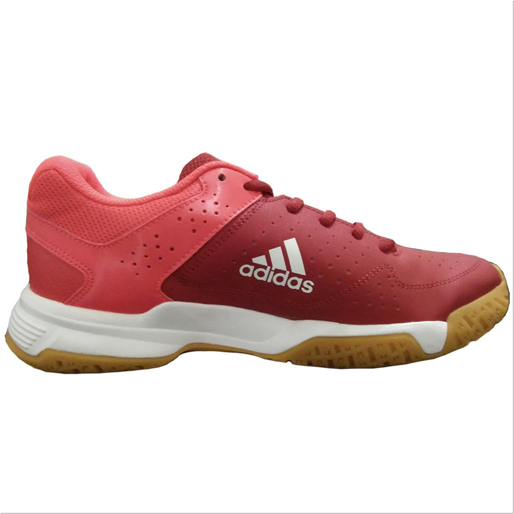 Adidas Quick Force 3 1 Badminton Shoes Red And White Buy