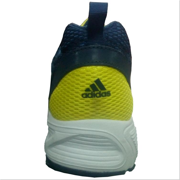 Adidas Albis 1.0 S45064 Running Shoes Navy blue Silver and