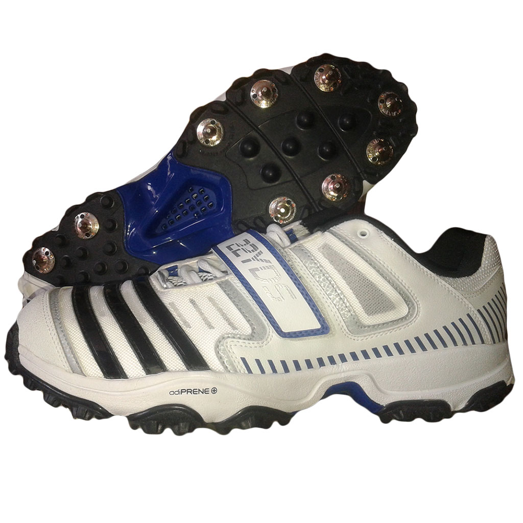 2 YDS LO 4 Full Spike Cricket Shoes