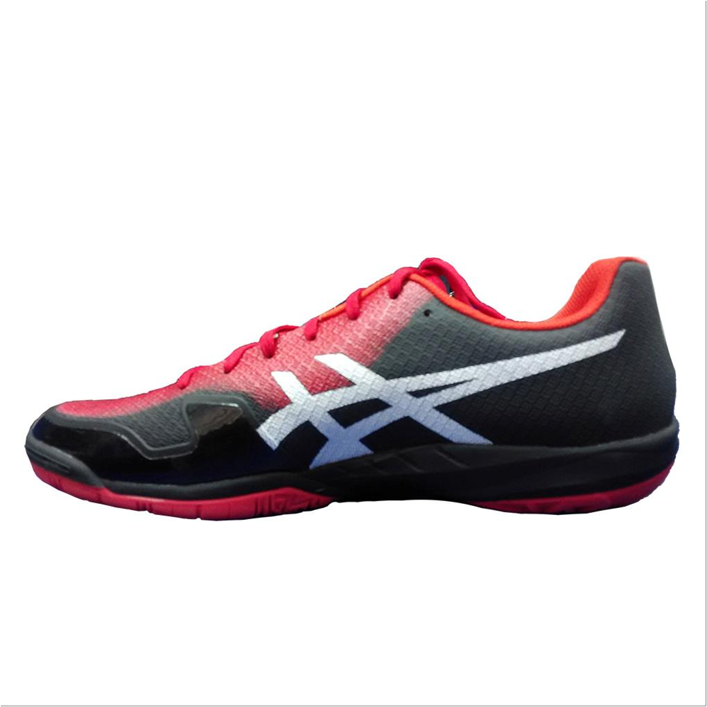 50e2f8f0fc9c ASICS Gel Blade 6 Badminton Shoes Red and Black - Buy ASICS Gel ...