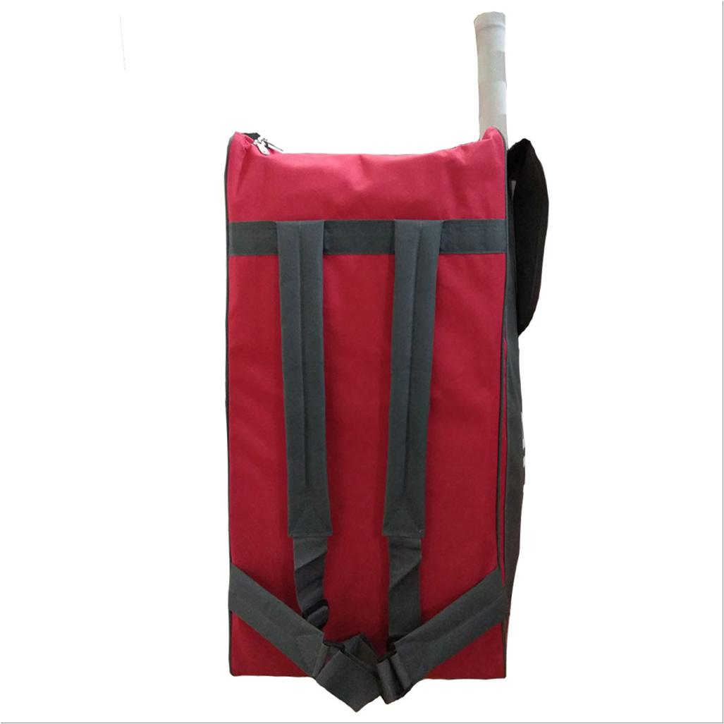 Aver Club Duffle Cricket Kit Bag Red And Gray Buy Aver