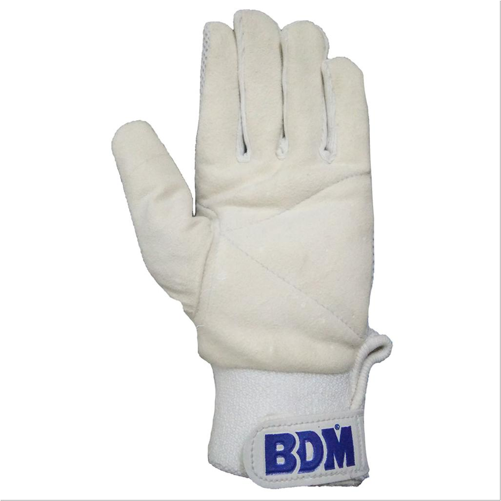 Bdm Admiral Wicket Keeping Inner Gloves White Buy Bdm