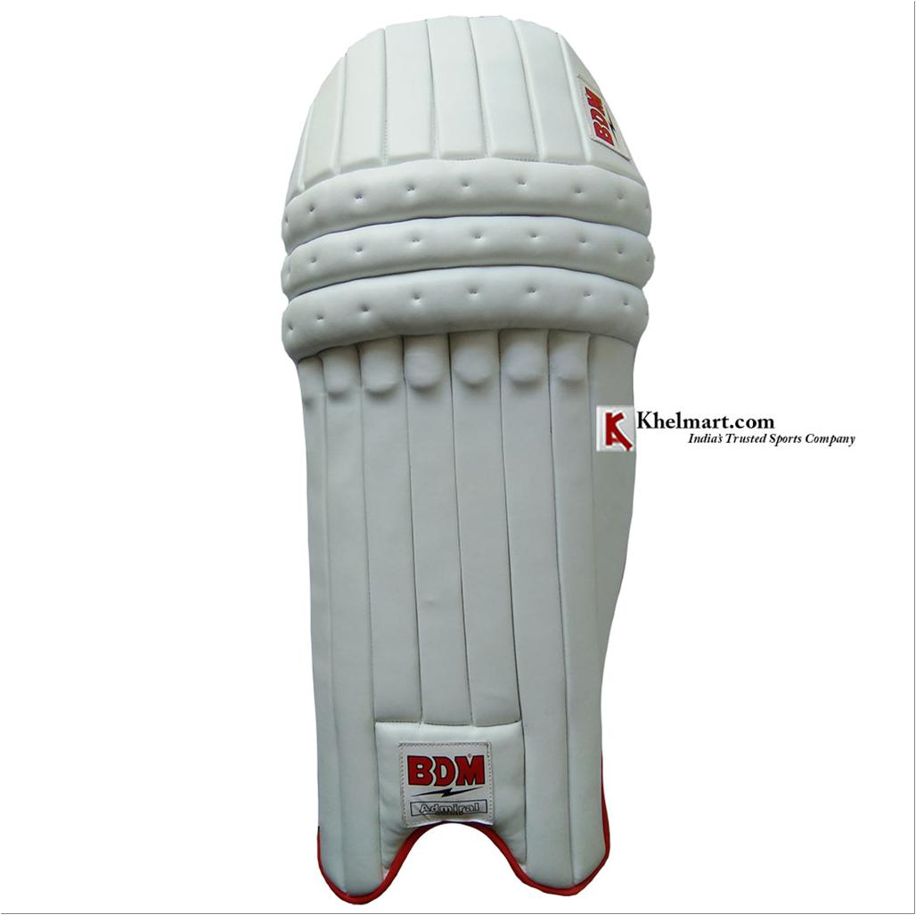 Bdm Admiral Cricket Batting Pads Buy Bdm Admiral Cricket