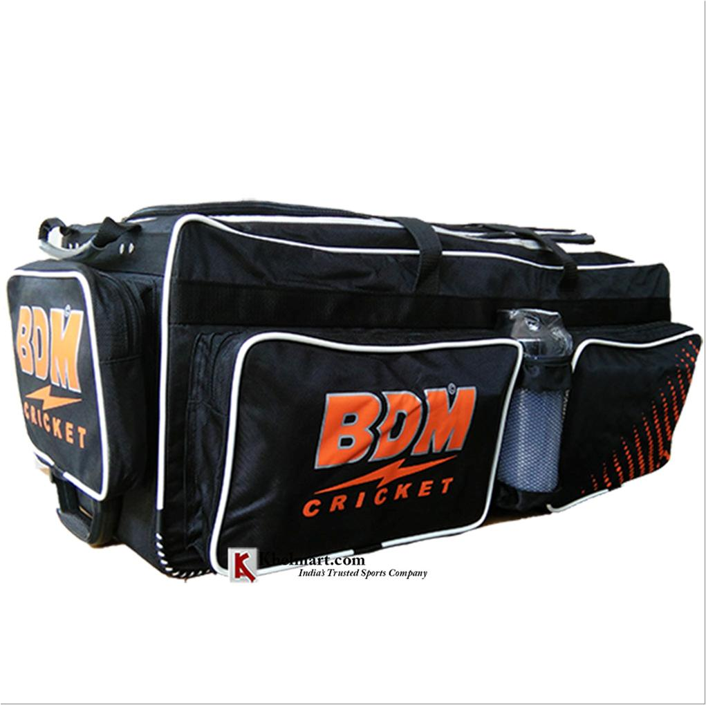 06284a549b95 BDM Wheeler Cricket Bag - Buy BDM Wheeler Cricket Bag Online at ...
