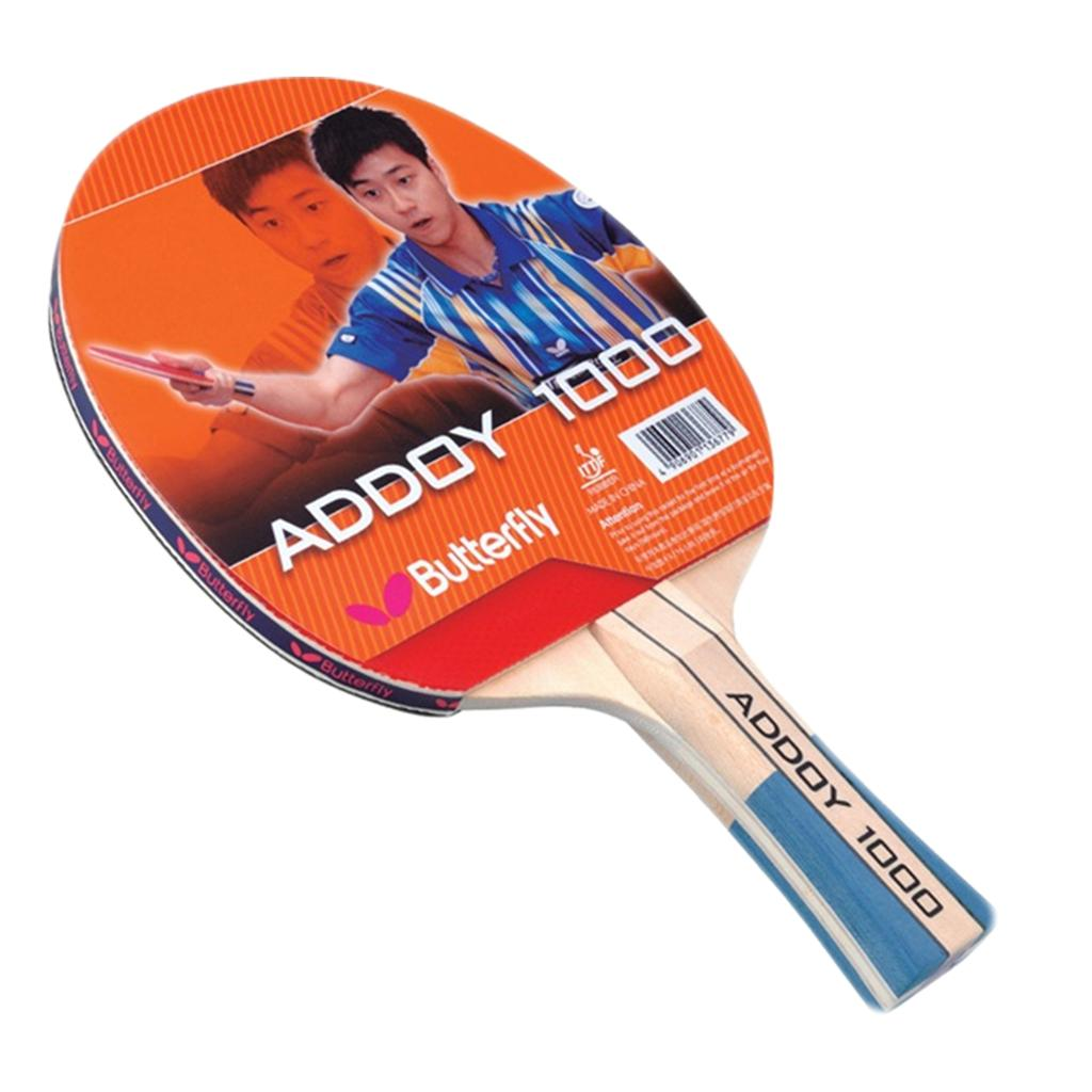 Butterfly Addoy 1000 Table Tennis Racket Buy Butterfly