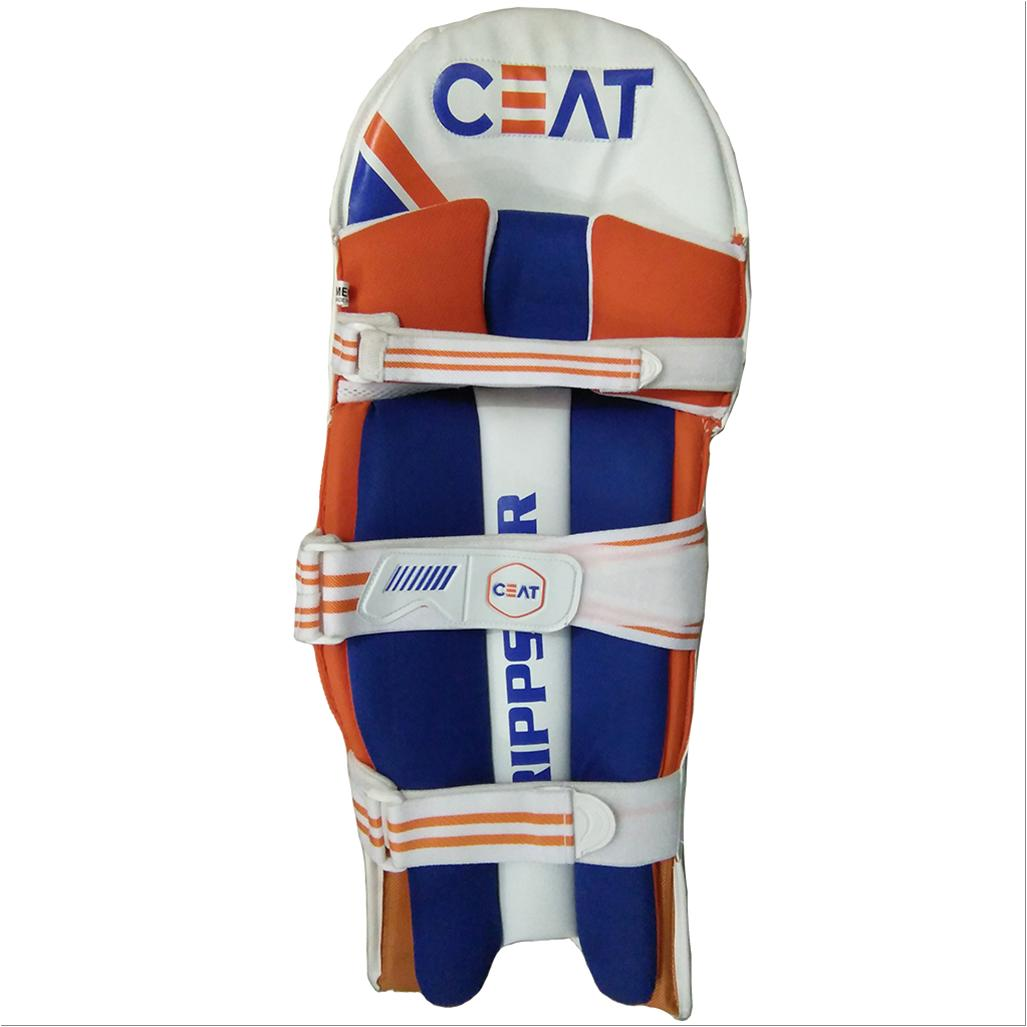 Ceat Gripp Star Cricket Batting Leg Guard Buy Ceat Gripp