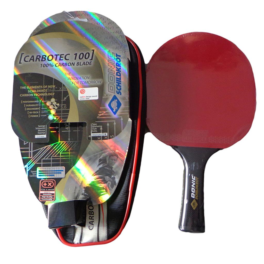 Donic Carbotec 100 Table Tennis Racket Buy Donic