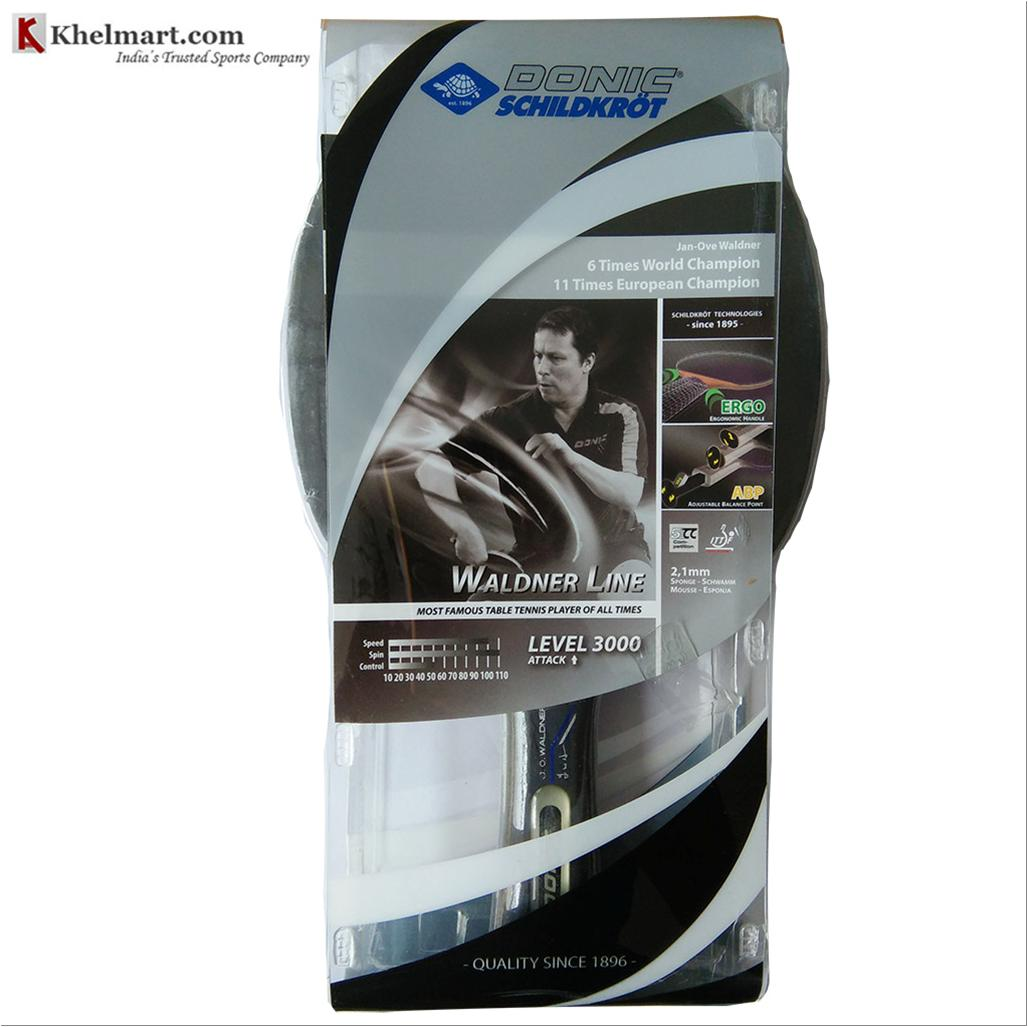 Donic Waldner 3000 Table Tennis Racket Buy Donic Waldner