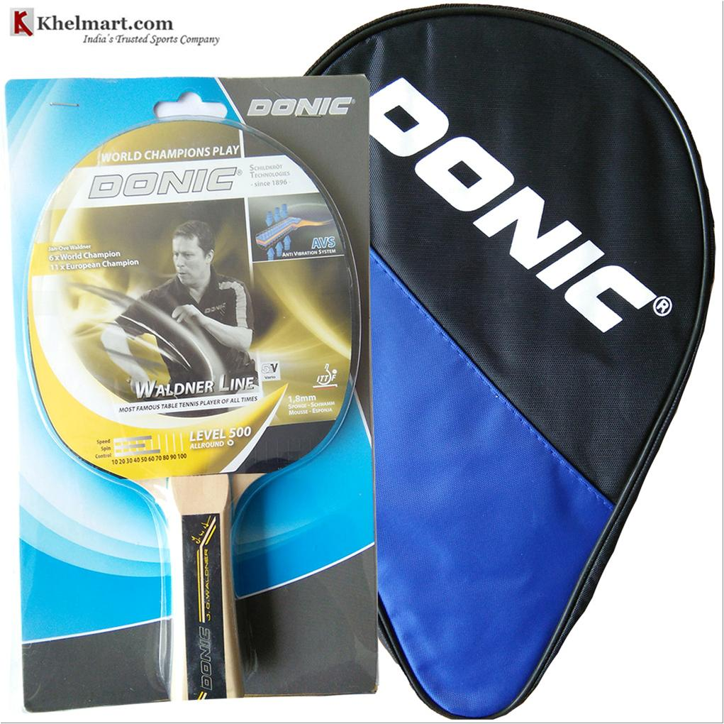 90f1db6e46 Donic Waldner 500 Table Tennis Racket - Buy Donic Waldner 500 Table ...