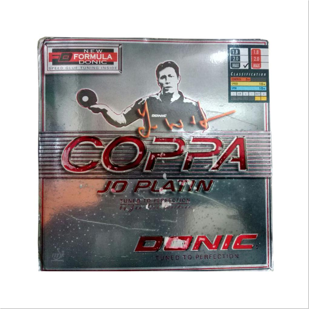 Donic Coppa Jo Platin Table Tennis Rubber Buy Donic