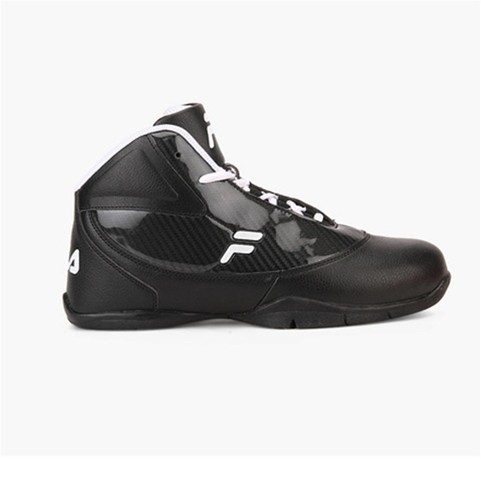 5728e0a08a5 Fila Point Field Black Basketball Shoes - Buy Fila Point Field Black ...