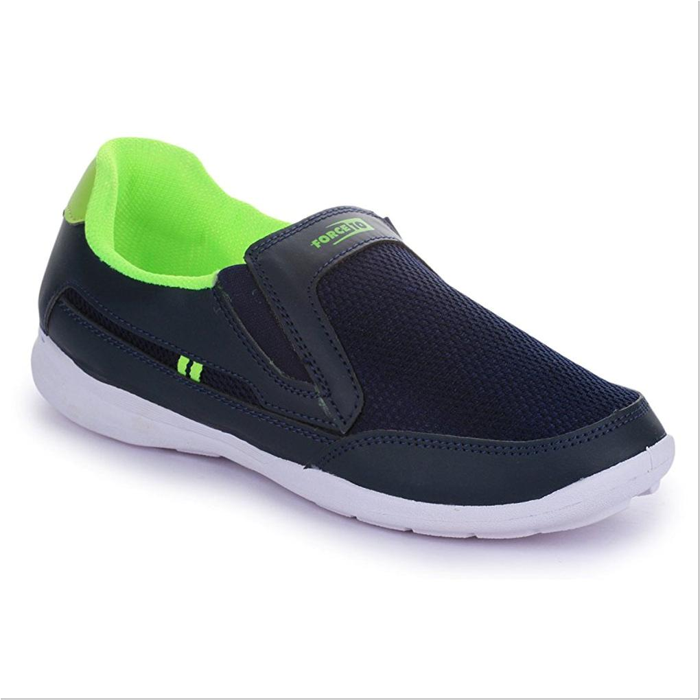 2f3bf39202 Force 10 (From Liberty)Mens Running Shoes Navy Blue - Buy Force 10 ...