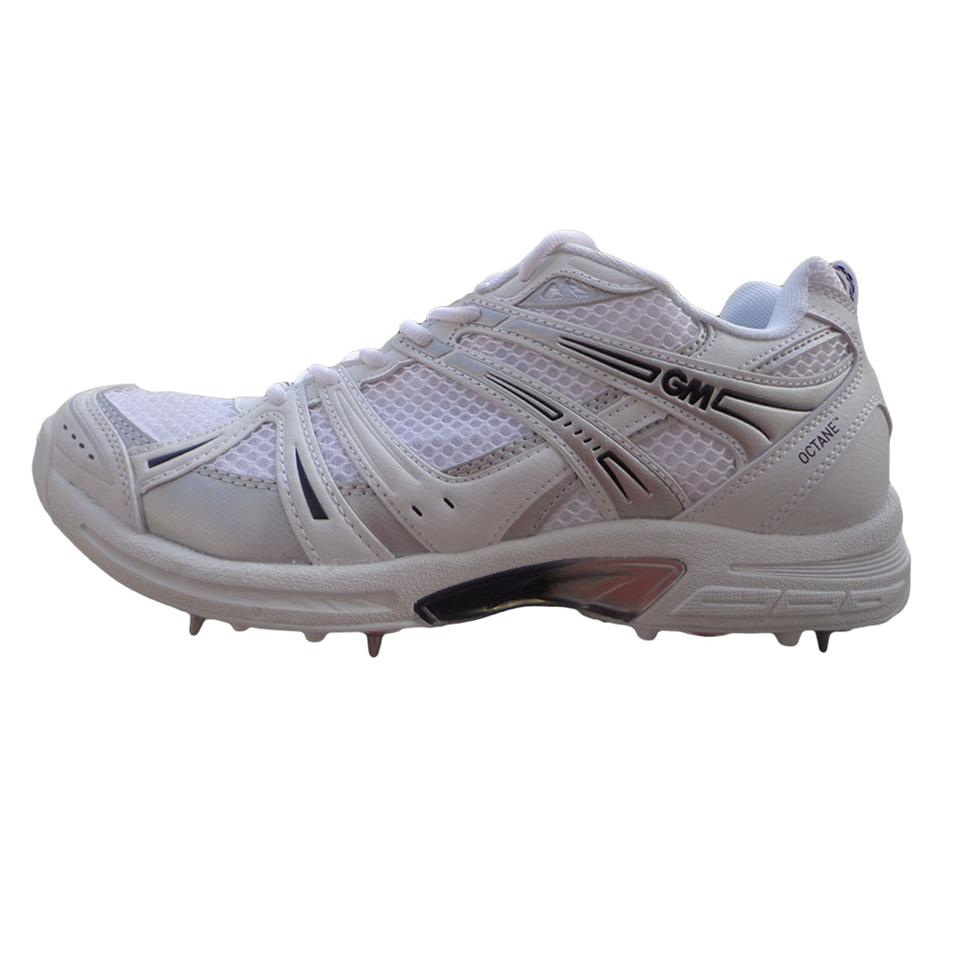 Gm Multi Function Octane Cricket Shoes Full Spikes Buy