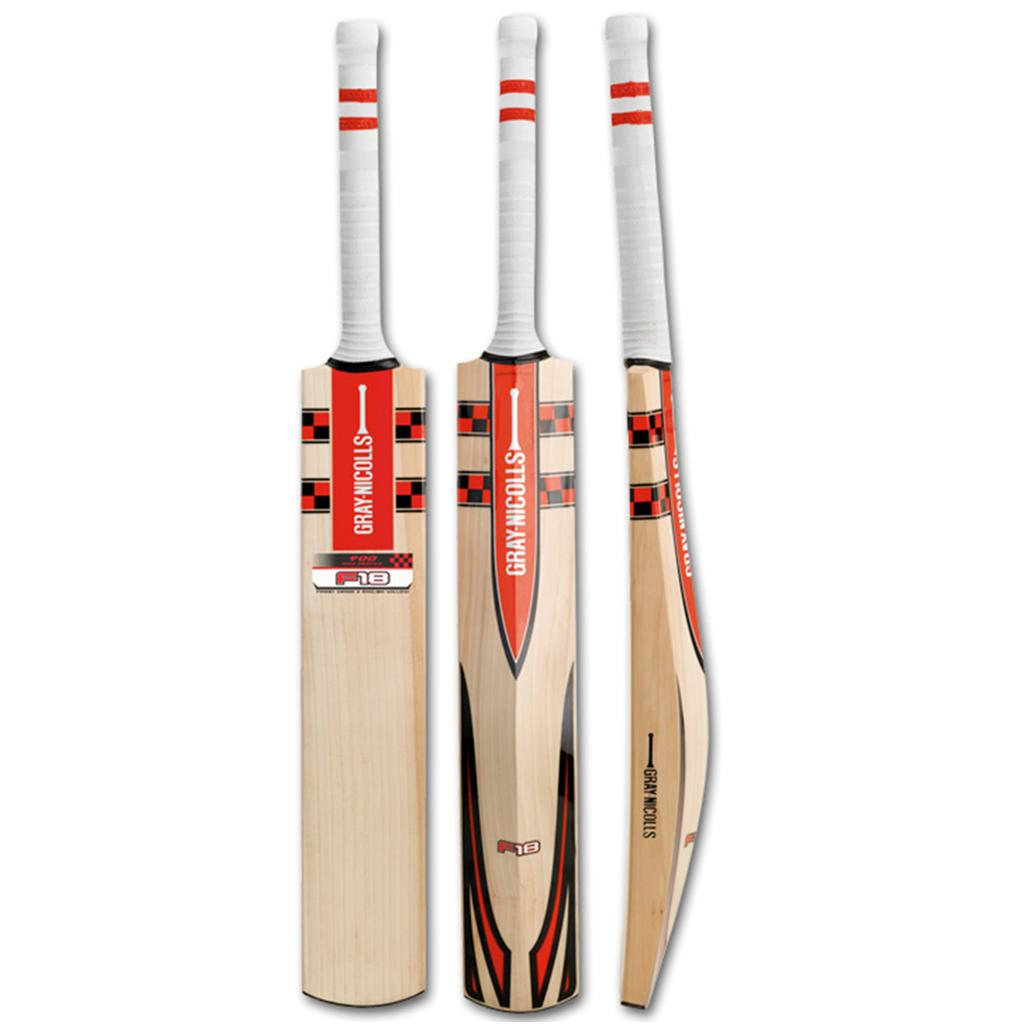 Gray Nicolls F18 GN8.5 English Willow Cricket Bat