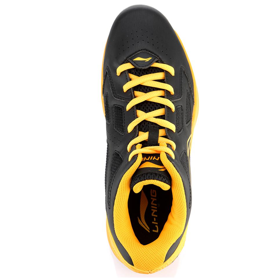 5301f709cb4 Lining ABPJ029 2 Basketball Shoes Yellow and Black - Buy Lining ...