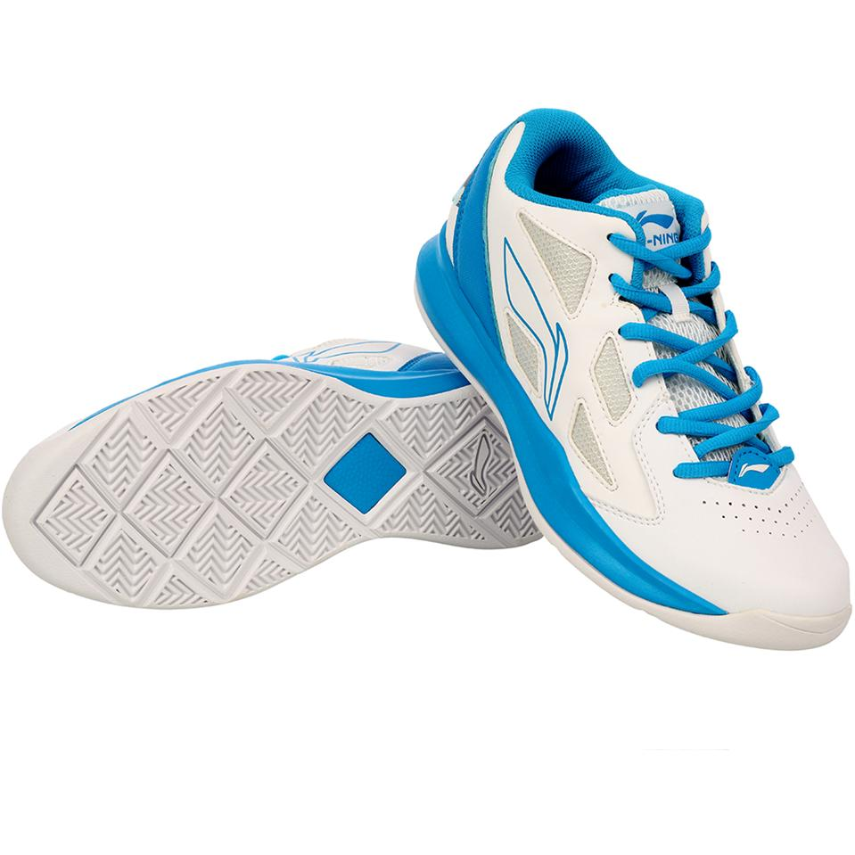 lining abpj029 5 basketball shoes white and sky blue buy