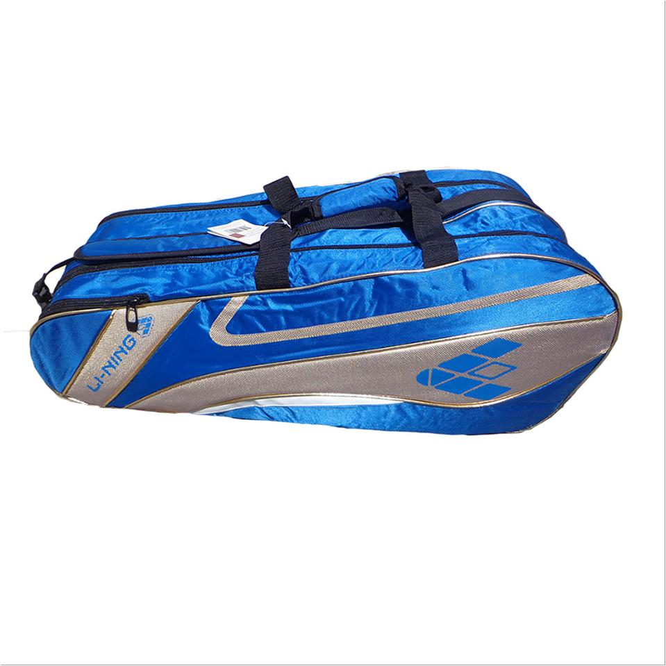 Li Ning Abjf 076 Badminton Kit Bag Blue Buy Li Ning Abjf
