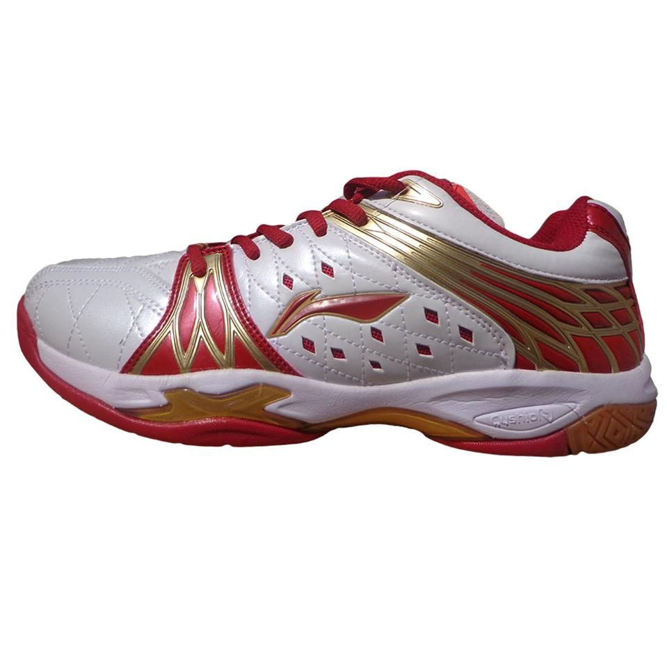 Li Ning Titan Limited Champion Red And White Badminton