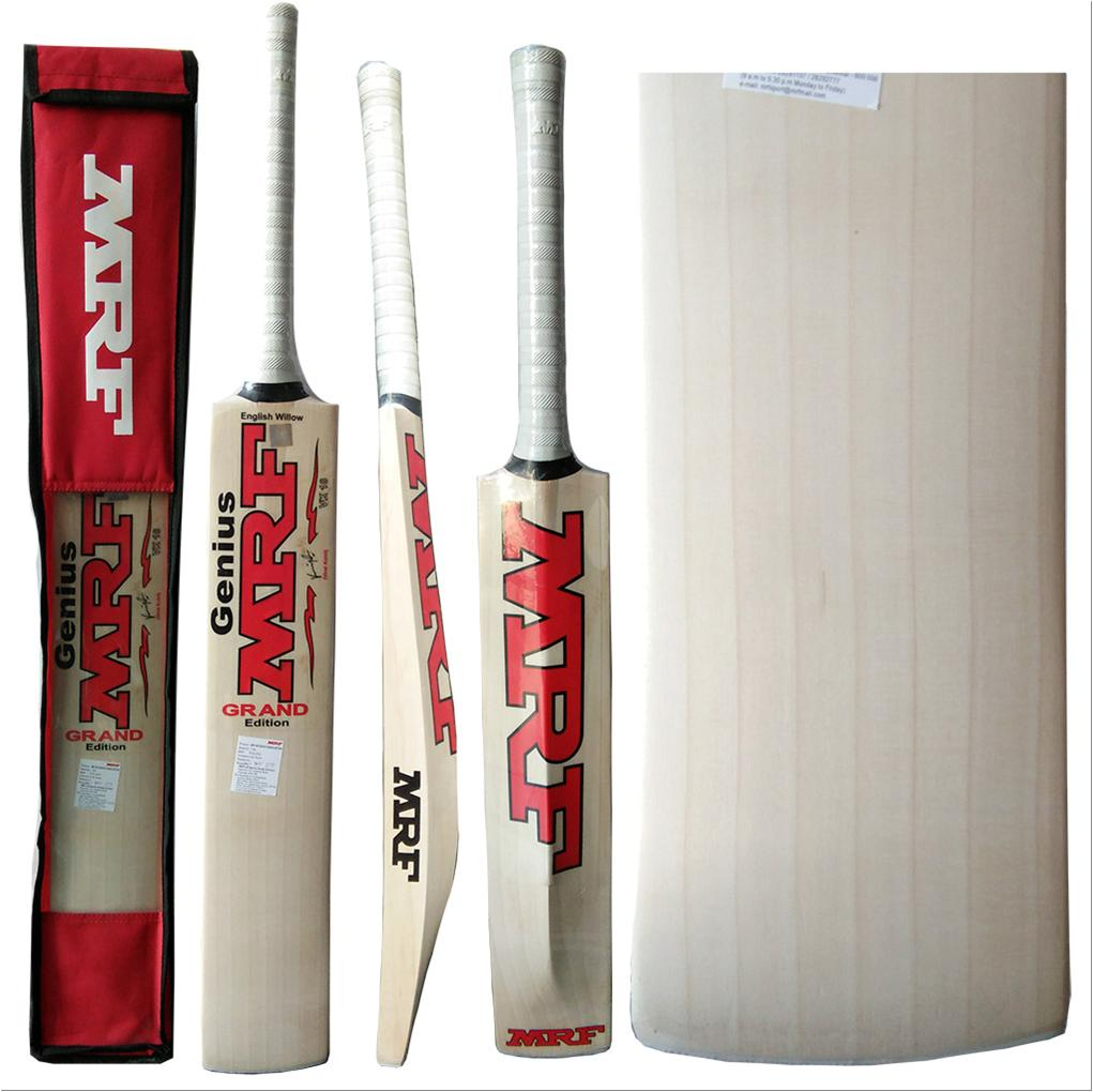c82133cb10e MRF Genius Grand Edition Virat kohli English Willow Cricket Bat ...