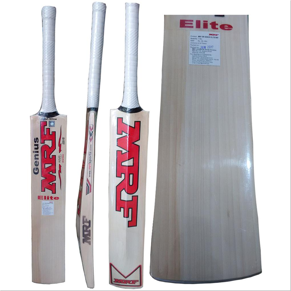 7d9e4da1e8f MRF Genius Elite English Willow Cricket Bat - Buy MRF Genius Elite ...