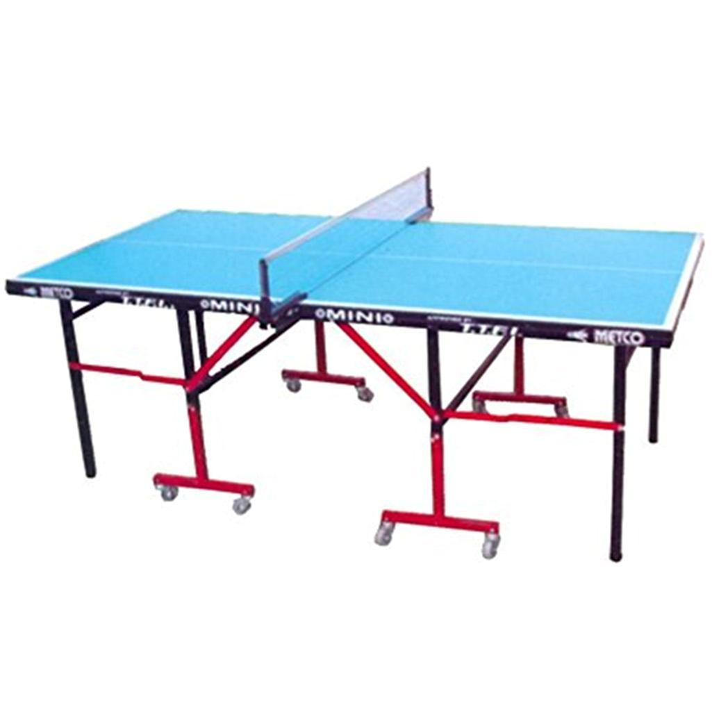 Metco Mini Table Tennis Table Blue ...
