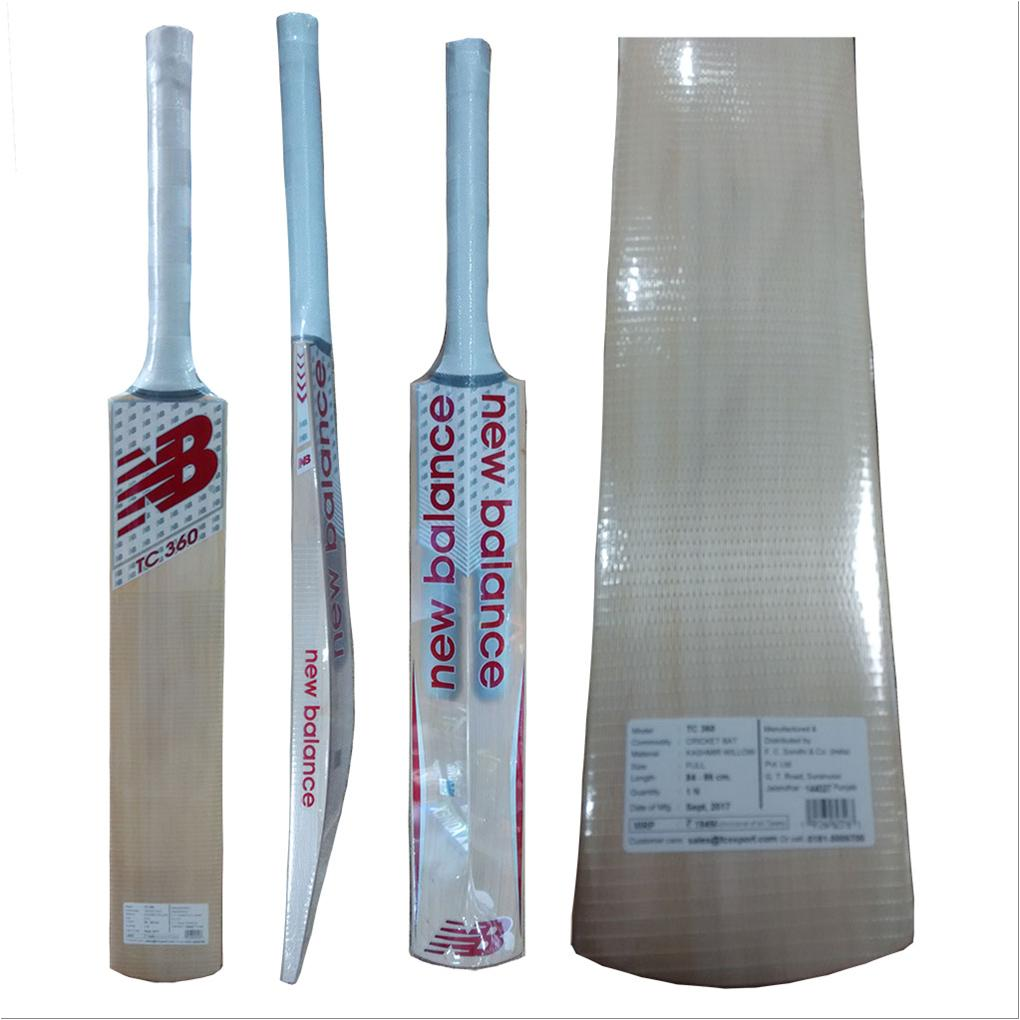 New Balance Tc 360 Kashmir Willow Cricket Bat Buy New