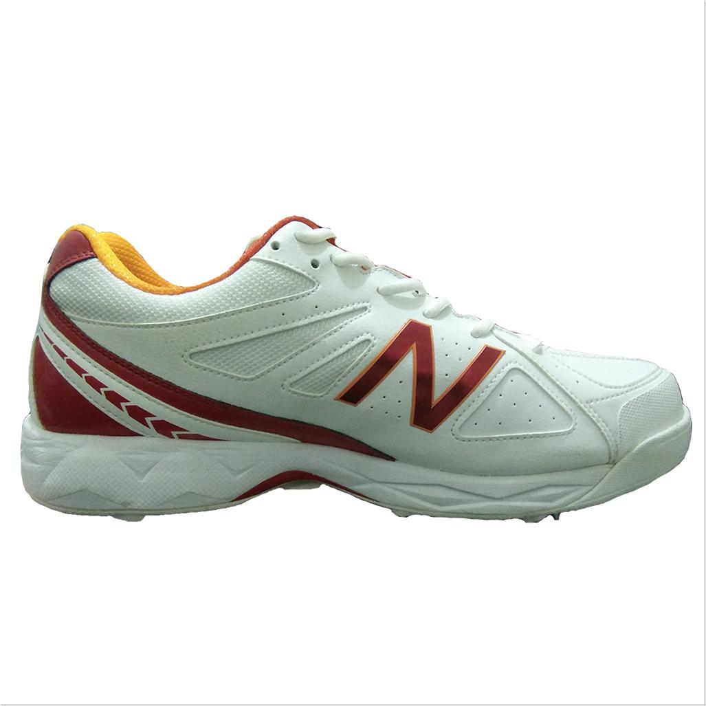 New Balance Ck4030c2 Full Spike Cricket Shoes White And