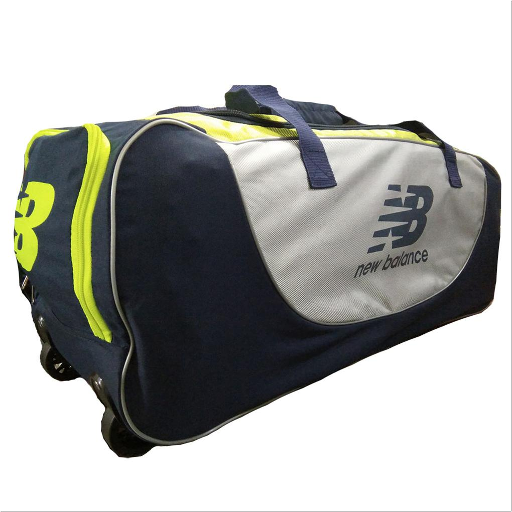 d54acab2d7d New Balance Junior Wheelie Cricket Kit Bag - Buy New Balance Junior ...