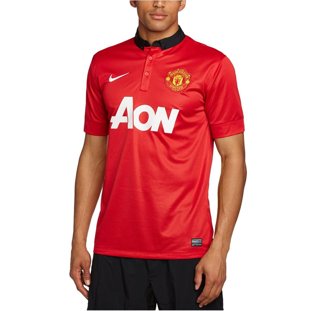 b367de91d Nike Manchester United Short Sleeve Home Replica Jersey - Buy Nike ...