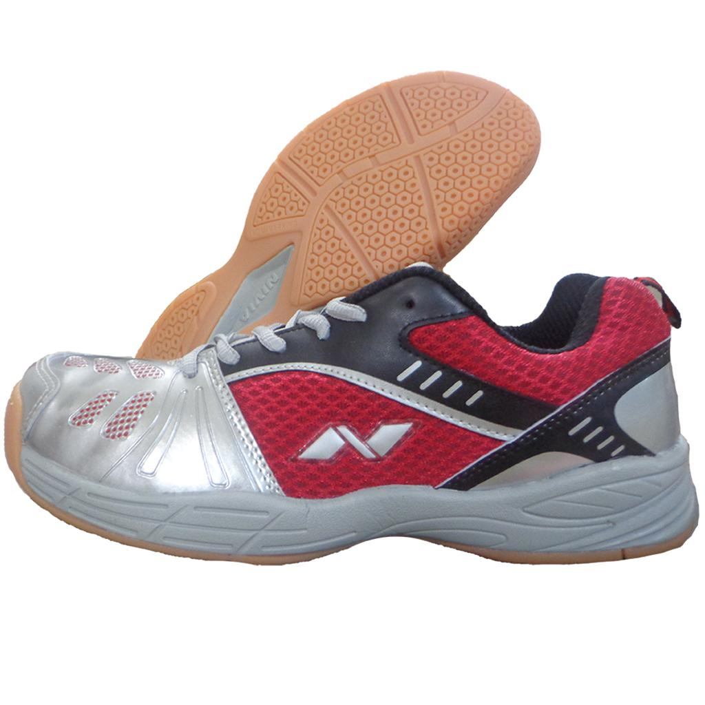 06928cfbe Nivia Appeal Court Badminton Shoe Red and Black - Buy Nivia Appeal ...