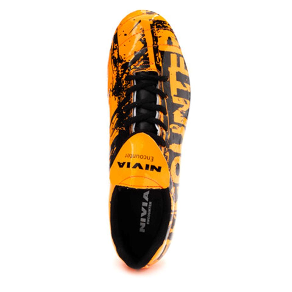 Nivia Encounter Football Shoes Orange Buy Nivia