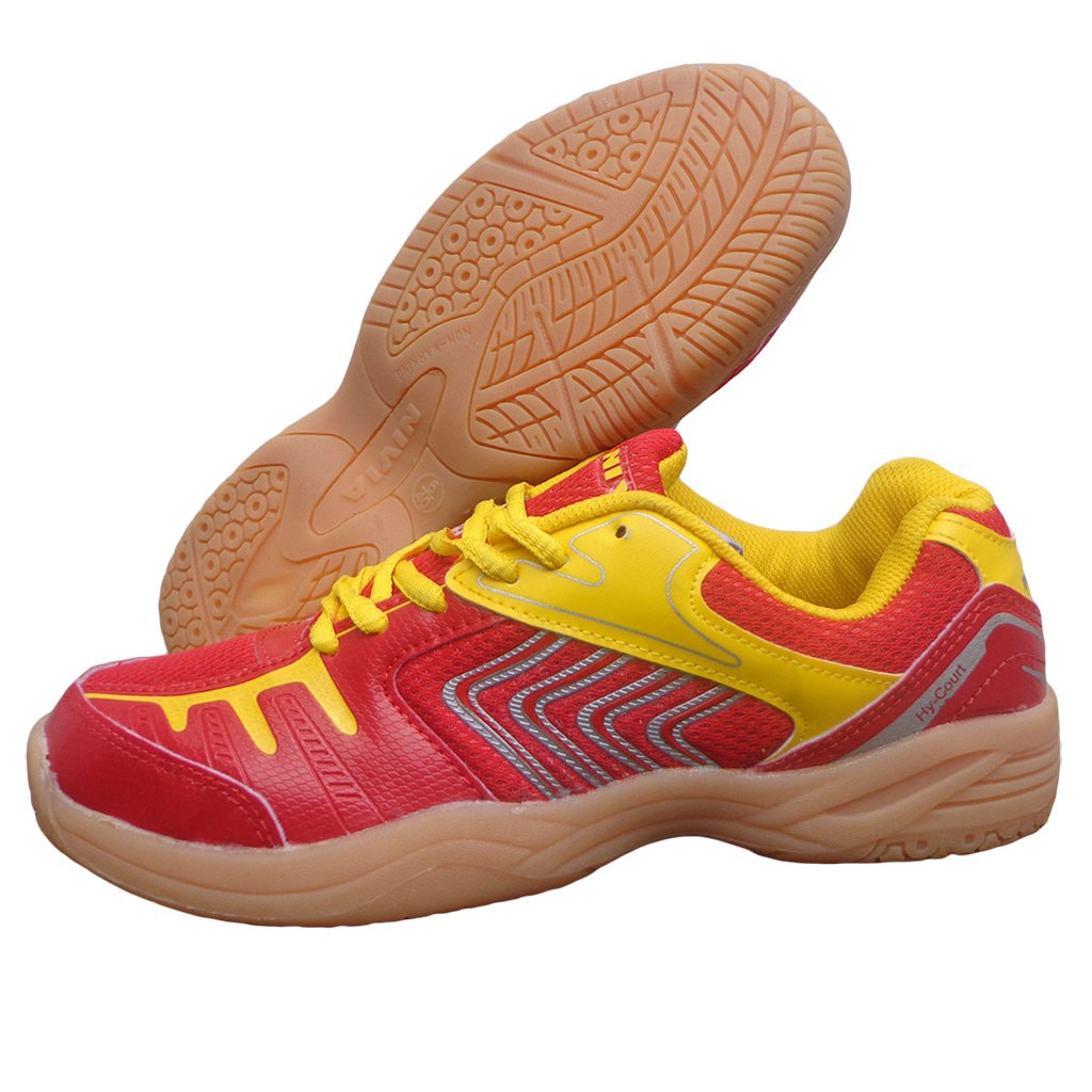 NIVIA HY Court Volleyball Shoes Red and