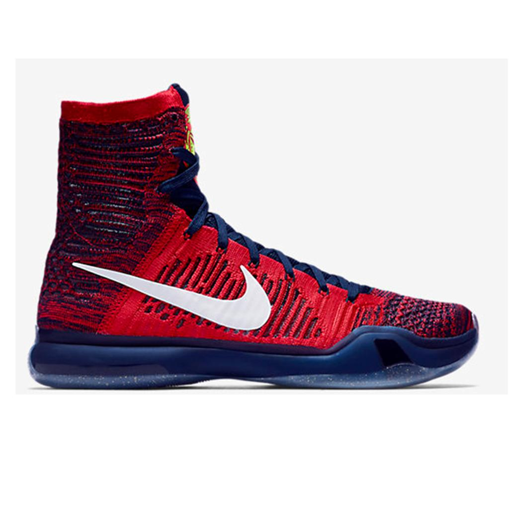 nike kobe x elite basket ball shoe red and blue buy nike kobe x elite basket ball shoe red and. Black Bedroom Furniture Sets. Home Design Ideas