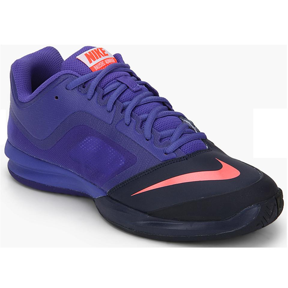 Nike Ballistec Advantage Purple Tennis Shoes Buy Nike
