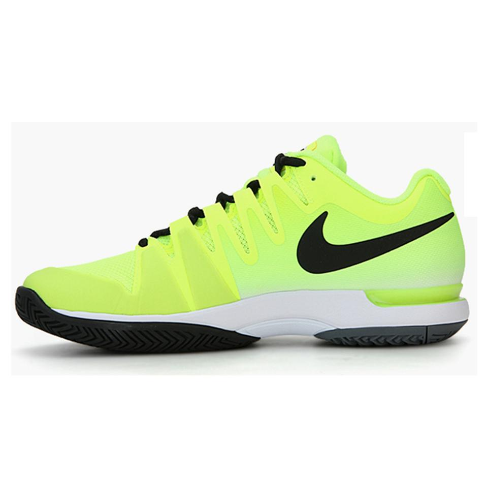 Nike Zoom Vapor 9 5 Tour Green Tennis Shoes Buy Nike