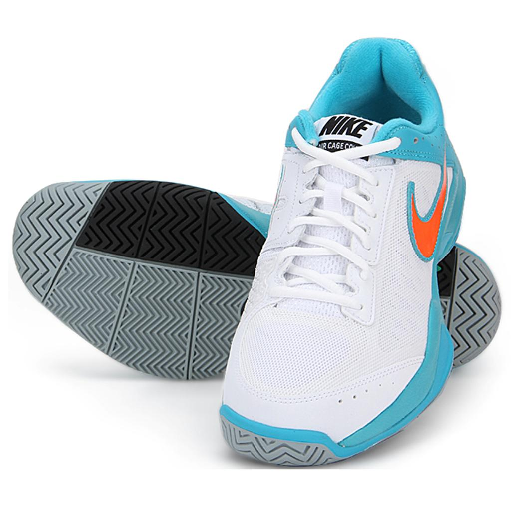 a29f997f205d Nike Air Cage Court White Tennis Shoes - Buy Nike Air Cage Court ...