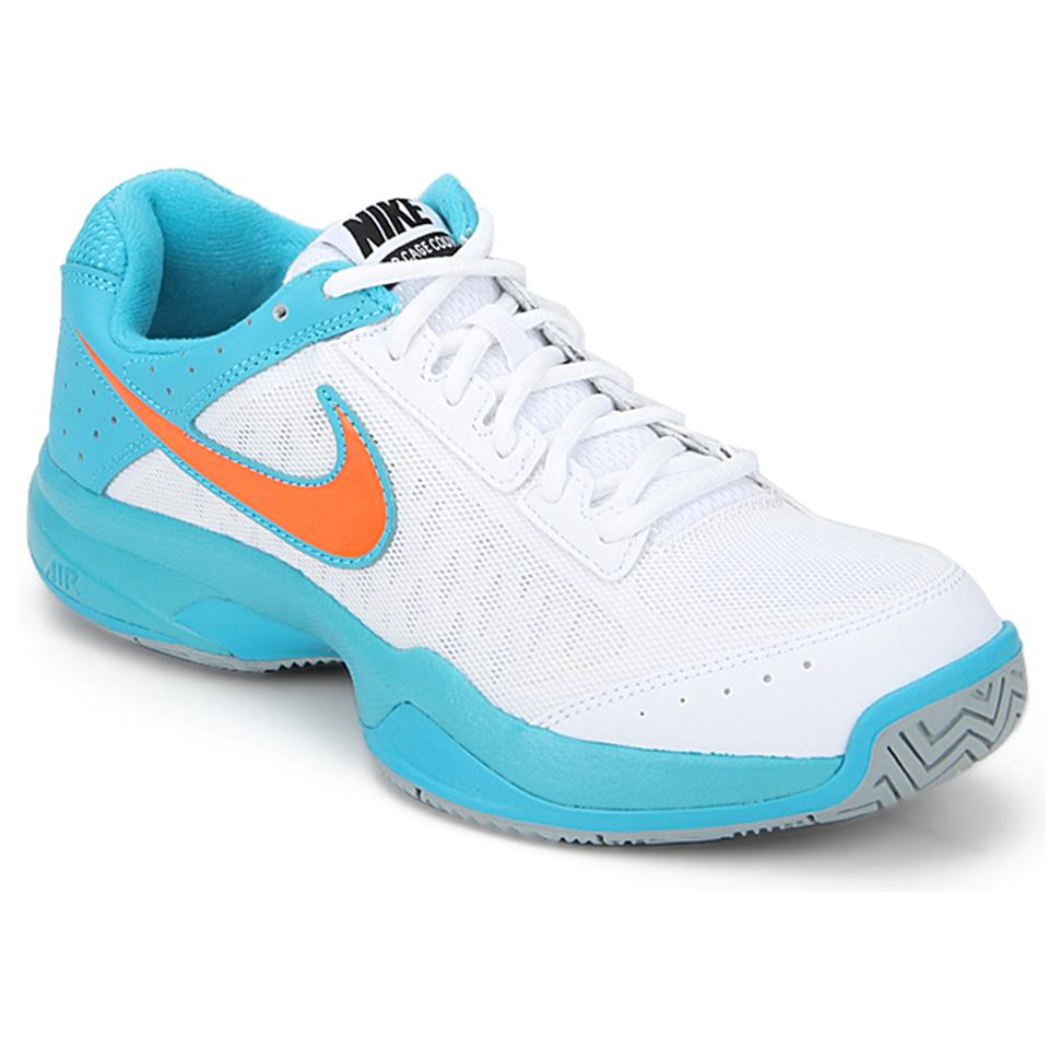 Nike Air Cage Court White Tennis Shoes - Buy Nike Air Cage -5058