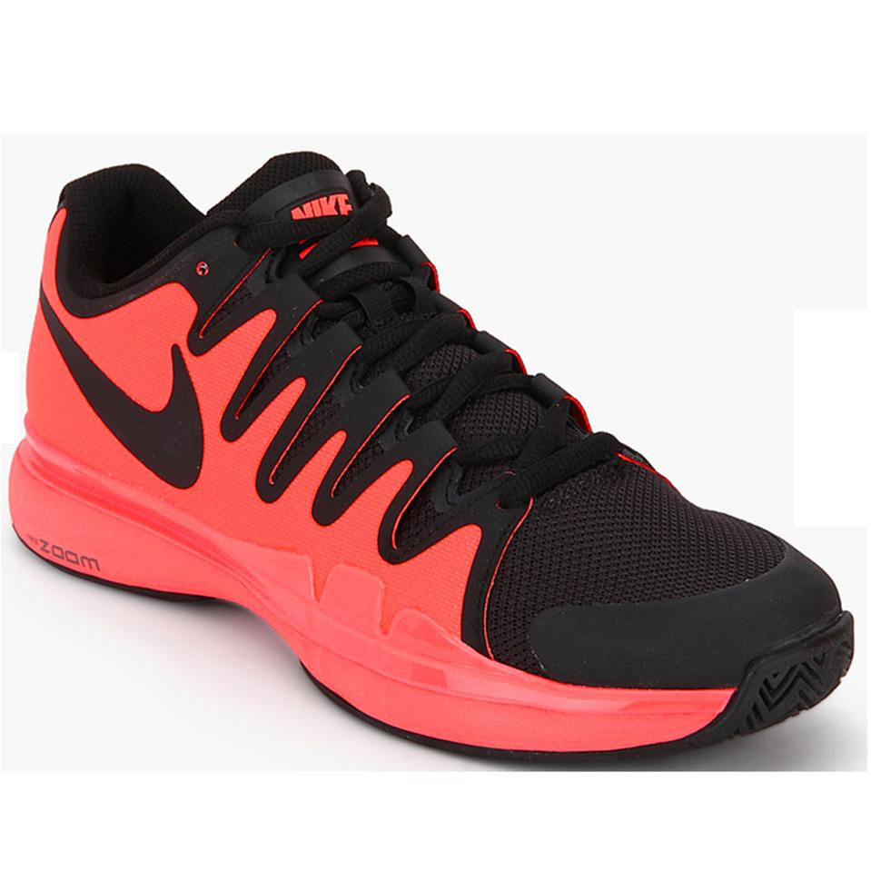 4c7be3da8eae Nike Zoom Vapor 9.5 Tour Black Tennis Shoes - Buy Nike Zoom Vapor ...