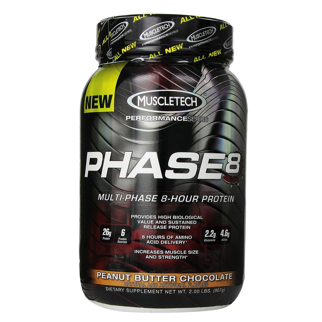 9c29c1a69 MuscleTech Phase 8 Chocolate 2lbs - Buy MuscleTech Phase 8 Chocolate ...