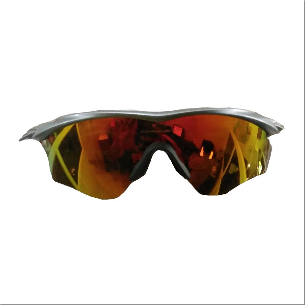 86519f8918 Oakley FD 009212 04 Silver Lens Cricket Sunglasses - Buy Oakley FD ...