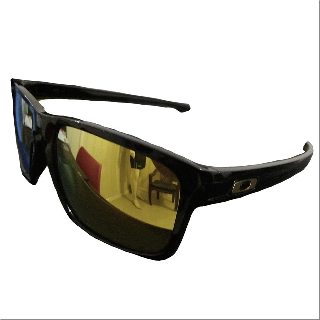b4efd53caf Oakley FD 009262 05 Polished Black Lens Cricket Sunglasses - Buy ...