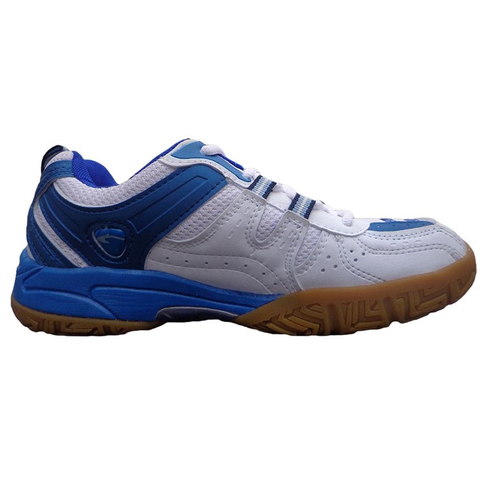 Pro Ase Court Volleyball Shoes Blue And White Buy Pro